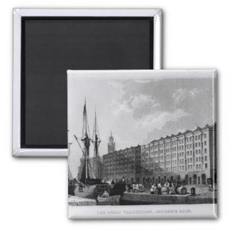 El Goree Warehouse, el muelle de George, Liverpool Iman Para Frigorífico