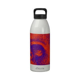 El GORILA 3D Botella De Agua Reutilizable