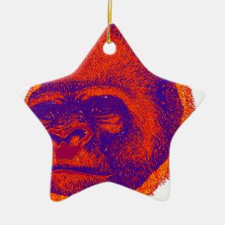 El GORILA 3D Ornamente De Reyes
