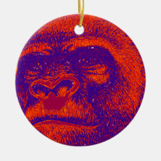 El GORILA 3D Ornamento Para Reyes Magos