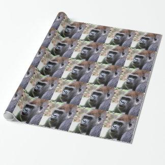 El gorila dice papel de regalo