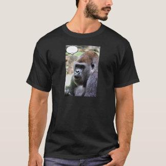 El gorila dice playera