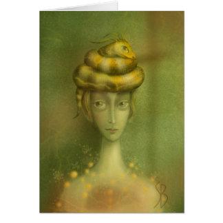 El gorra -2 tarjeta