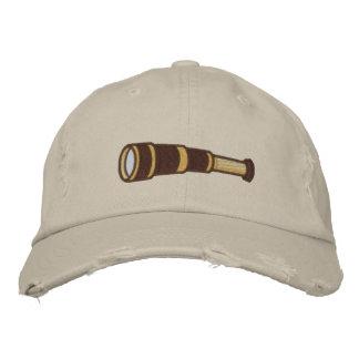 El gorra apenado de los hombres bordados telescopi gorra bordada