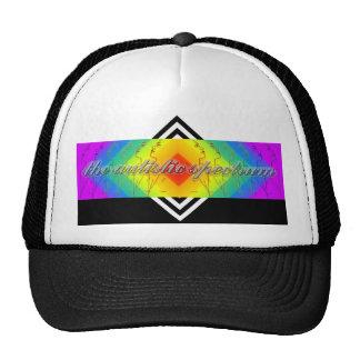 El gorra autístico del espectro