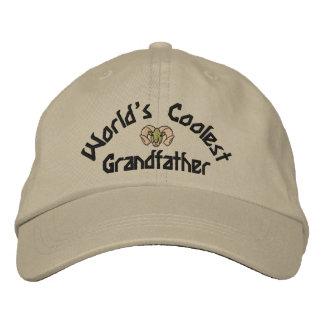 El gorra bordado el abuelo más fresco del mundo gorra de beisbol
