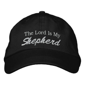 El gorra bordado pastor gorras bordadas