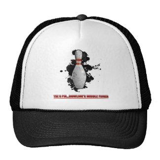 El gorra de 5 Pin