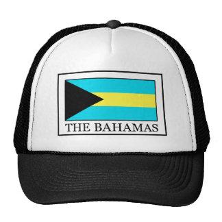 El gorra de Bahamas
