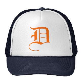 El gorra de D