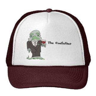 El gorra de encargo del camionero de Codfather