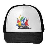 El gorra de Google del pirata