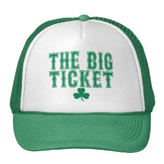 El gorra de Kevin Garnett del lujo
