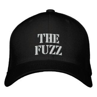 El gorra de la pelusa gorra de béisbol