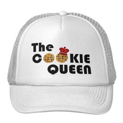 El gorra de la reina de la galleta