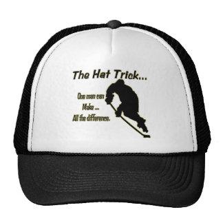 El gorra de la tripleta