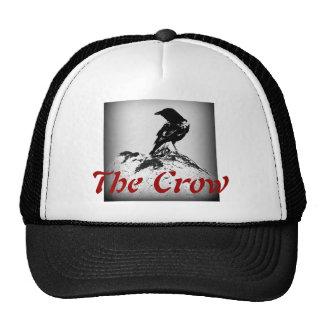 El gorra de los camioneros del cuervo