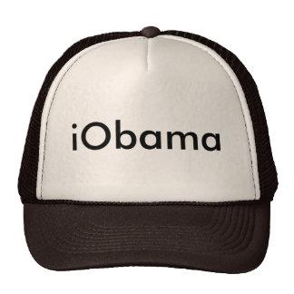 el gorra de los camioneros del iObama