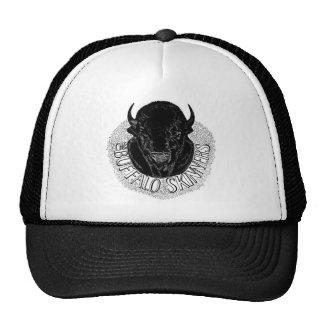El gorra de los desolladores del búfalo