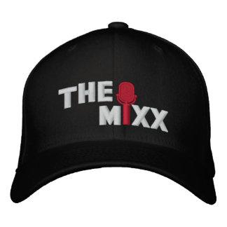 El gorra de MIXX FlexFit Gorra Bordada