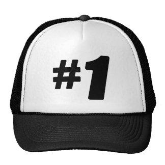 ¡El gorra de no. 1!