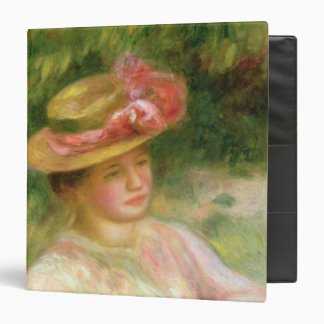 "El gorra de paja, 1895 carpeta 1 1/2"""