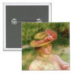 El gorra de paja, 1895 pins