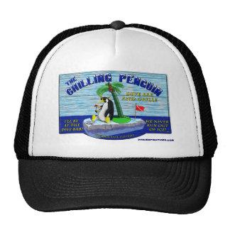 El gorra de refrigeración del pingüino