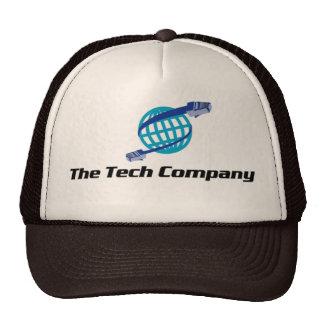 El gorra de Tech Company