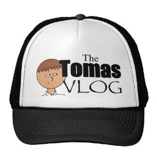 El gorra de Tomas Vlog
