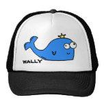 El gorra de Wally