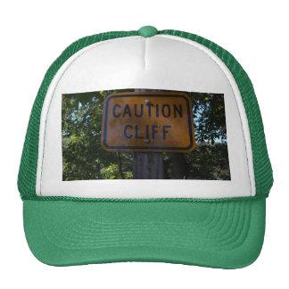 El gorra del acantilado