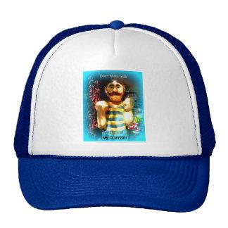el gorra del amante del café