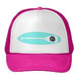 El gorra del camionero de Knitty Triathlete