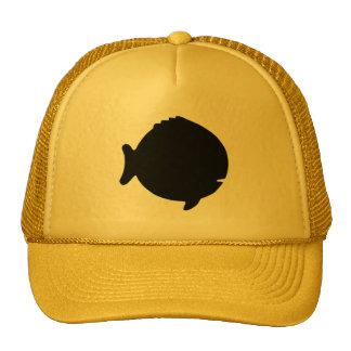 El gorra del camionero de la bandera de la clase