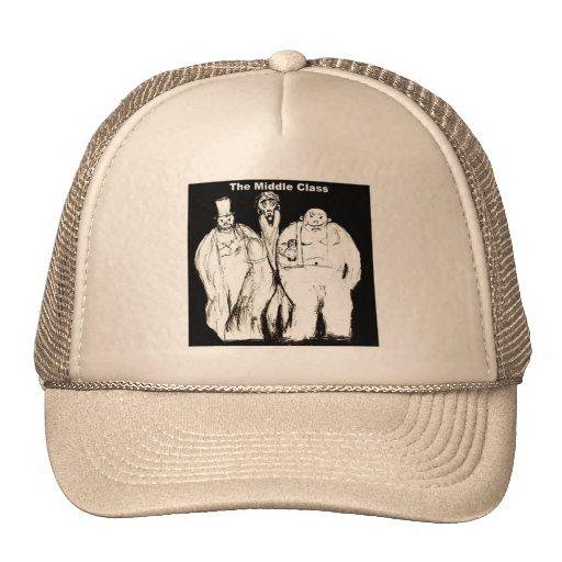 El gorra del camionero de la clase media