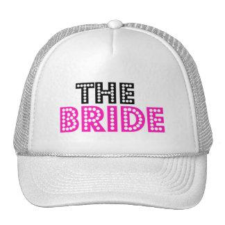El gorra del camionero de la novia