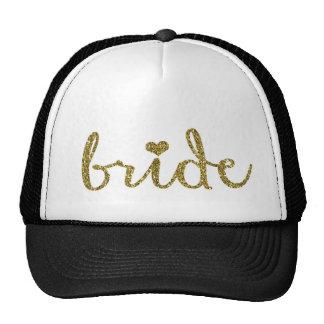 El gorra del camionero de la novia que casa el