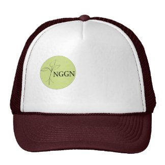 El gorra del camionero de la red de la genealogía
