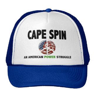 El gorra del camionero de la vuelta del cabo