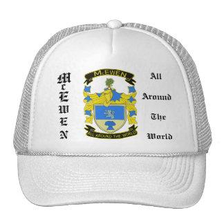 El gorra del camionero de McEwen