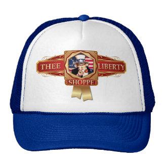 El gorra del camionero de TheeLibertyShoppe