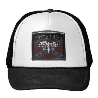 ¡El gorra del camionero de TWAINS Dixie amperio!