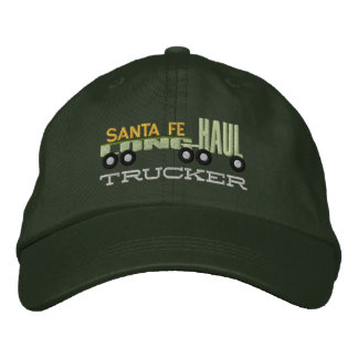 El gorra del camionero del avión transcontinental gorra bordada