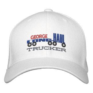 El gorra del camionero del avión transcontinental gorra de beisbol
