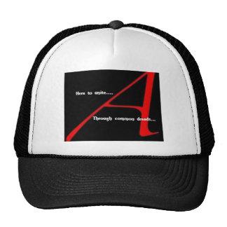 El gorra del camionero del inconformista de Yuki