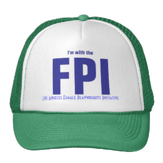 El gorra del camionero del LA FPI