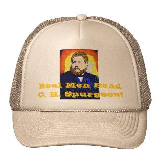 El gorra del camionero esencial de Spurgeon