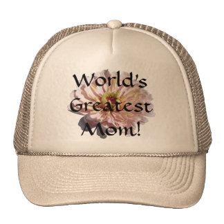 El gorra del camionero/gorra de béisbol - el Zinni