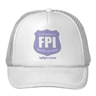 El gorra del camionero simple
